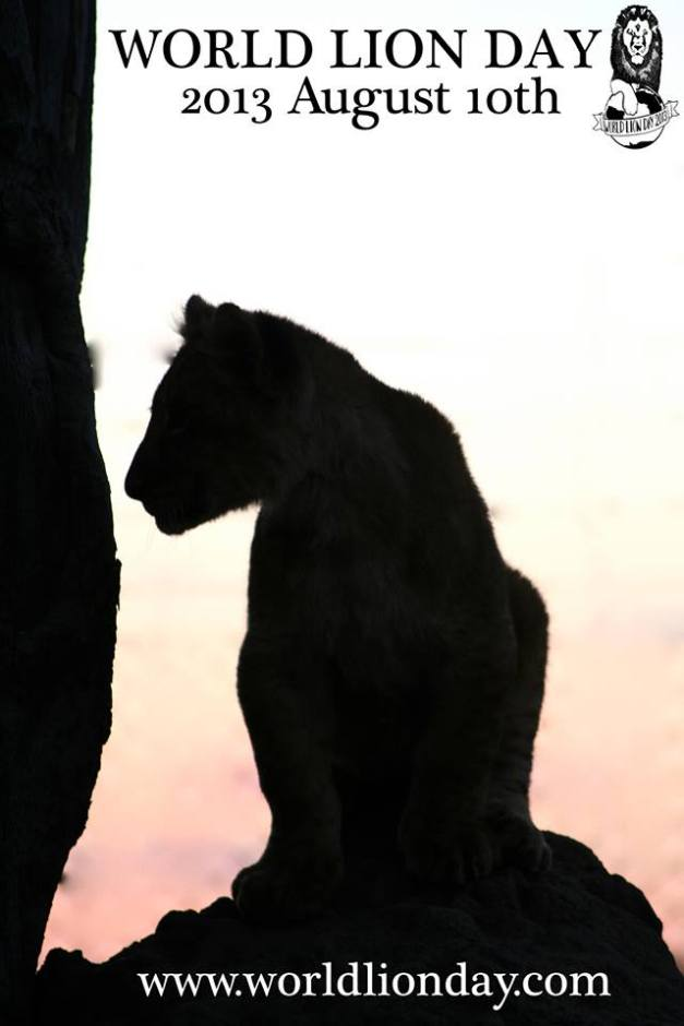 world lion day